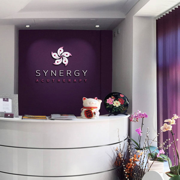 Image - Synergy Acutherapy Reception Area